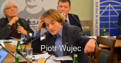Piotr Wujec - screen YouTube