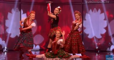 My Słowianie - Donatan & Cleo - Eurovision - screen YouTube