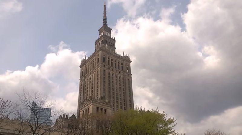 Warszawa, Pałac Kultury i Nauki - 23.04.2016 r. - fot. Stanisław Olsztyn