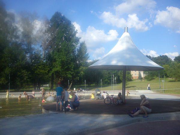 Park Centralny w Olsztynie 2014, fot. Stanisław Olsztyn