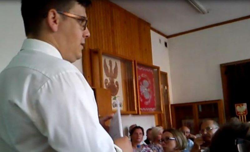 Paweł Warot - Rozmowy o Ojczyźnie - 29.07.2014 r. fot. Stanisław Olsztyn