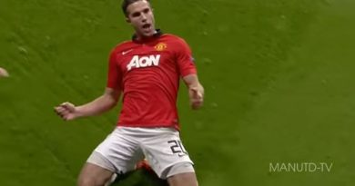 Robin van Persie - Top 10 Best Goals - screen YouTube