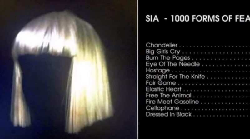 Sia - 1000 Forms of Fear - screen YouTube
