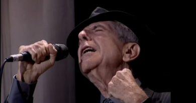 Leonard Cohen jestem gotów