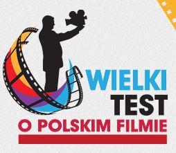 """alt=""""Wielki test o filmie polskim"""""""