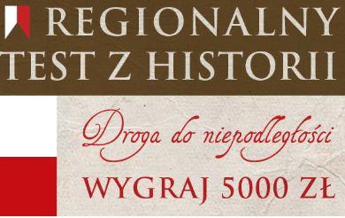 Regionalny test z historii