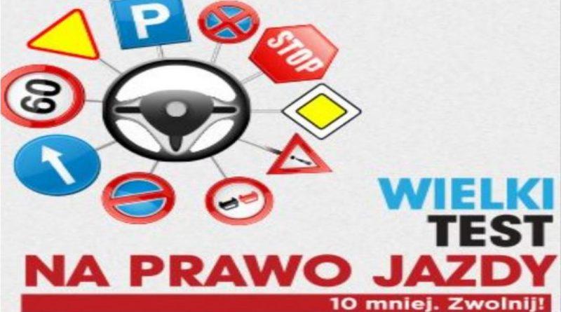 Wielki Test na Prawo Jazdy
