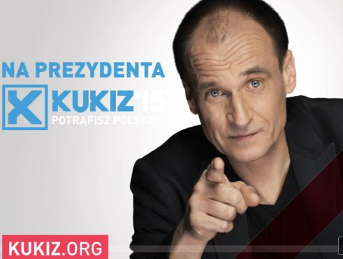 Paweł Kukiz przerywa kampanię