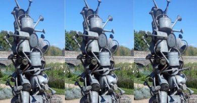 Pomnik w Nohant
