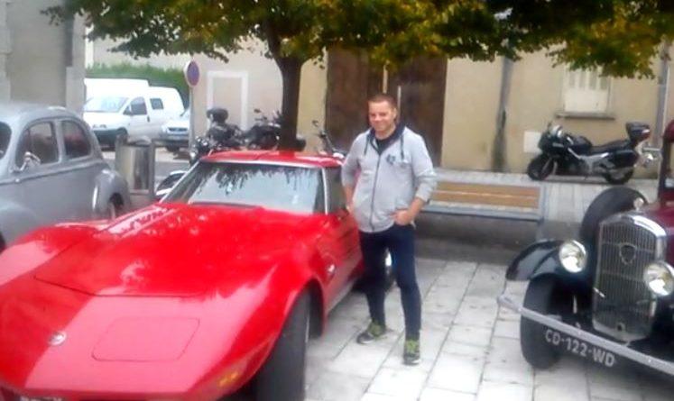 Chevrolet Corvette 201 - Francja 2015