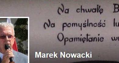 Marek Nowacki - Facebook - Pyrrusowe zwycięstwo