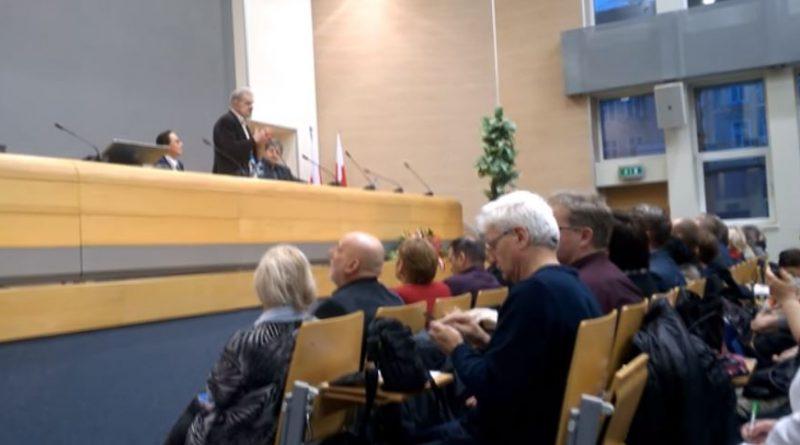 Andrzej Gwiazda w Olsztynie Wałęsa nie kierował Solidarnością