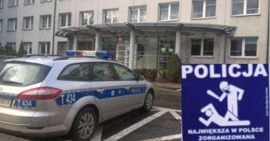 Policja największa w Polsce zorganizowana grupa przestępcza