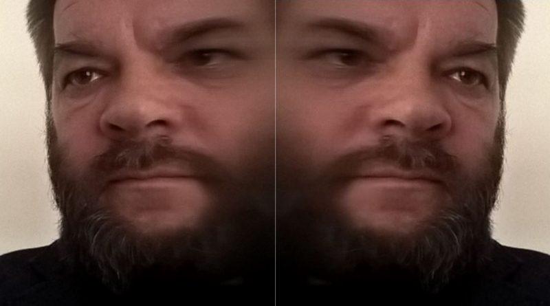 Trochę wstyd, że człowiek zbrzydł - Zapuszczam brodę