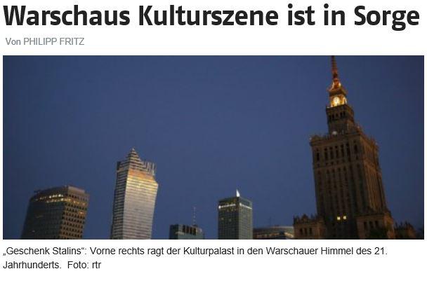 niemiecka gazeta