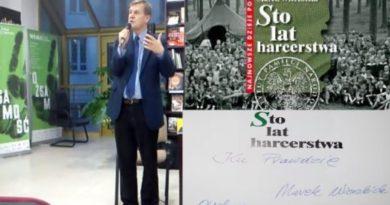 sto lat harcerstwa książka historyczna roku