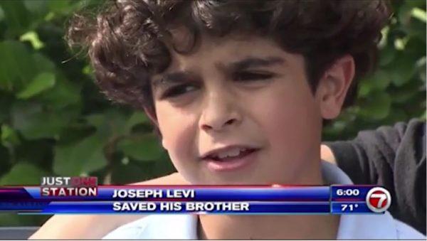 ratuje braciszka