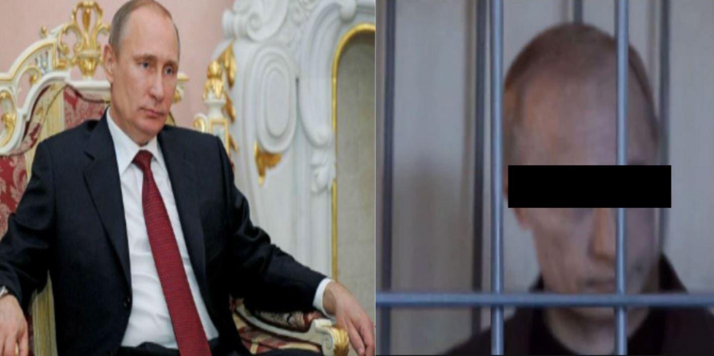 trafił do aresztu za Putina