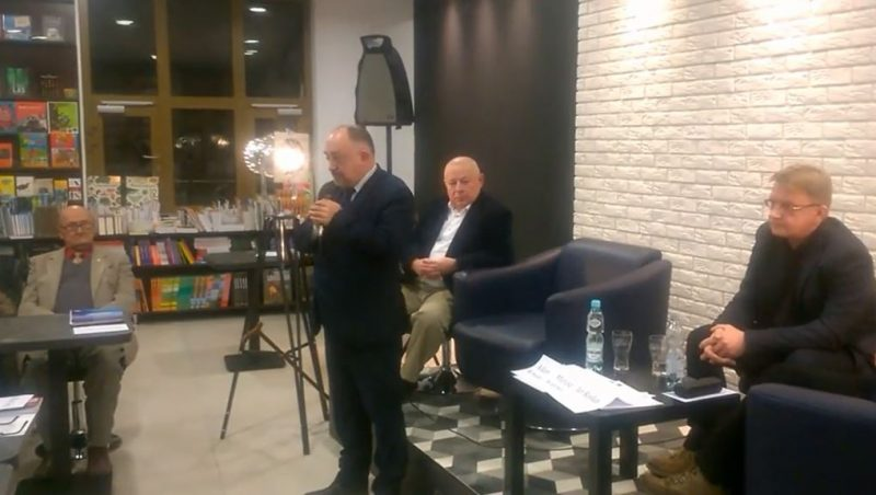 Miron Sycz, Olsztyn, 02.02.2017, fot. Stanisław Olsztyn