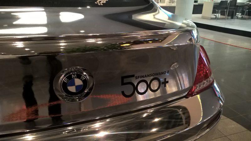 program 500+ fałszywe reklamy