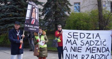 Marta Kamińska - Nie chcemy powrotu do słusznie minionego systemu