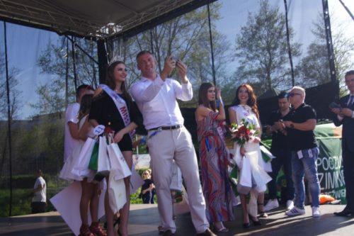 Miss Kortowiady 2017 & Paweł Papke