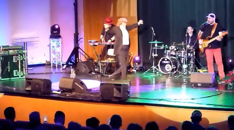 Zbigniew Wodecki w Olsztynie Ostatni występ Zbigniewa Wodeckiego w Olsztynie