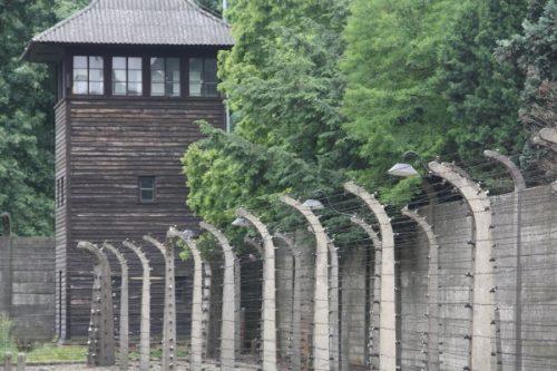 KL Auschwitz, fot. Stanisław Olsztyn