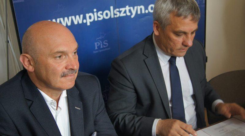 Prezydent Grzymowicz Jerzy Szmit