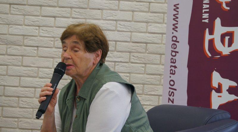 VII Debata z Debatą, fot. Stanisław Olsztyn Fajny Prezydent