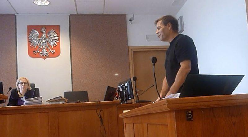 Sąd Okręgowy w Olsztynie - Adam Kall kontra Ku Prawdzie