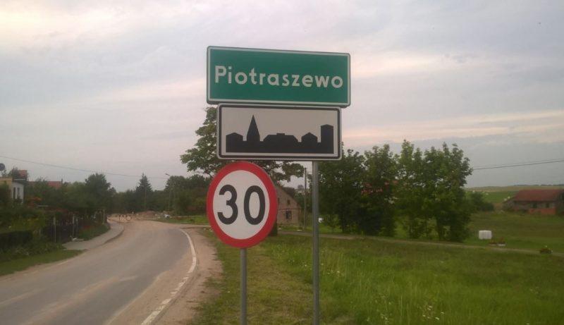 Piotraszewo 18.08.17 r. - fot. Stanisław Olsztyn - Droga krzywdy