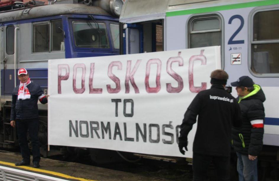 Polskość to normalność - 11.11.17 r. - fot. A. Adamowicz
