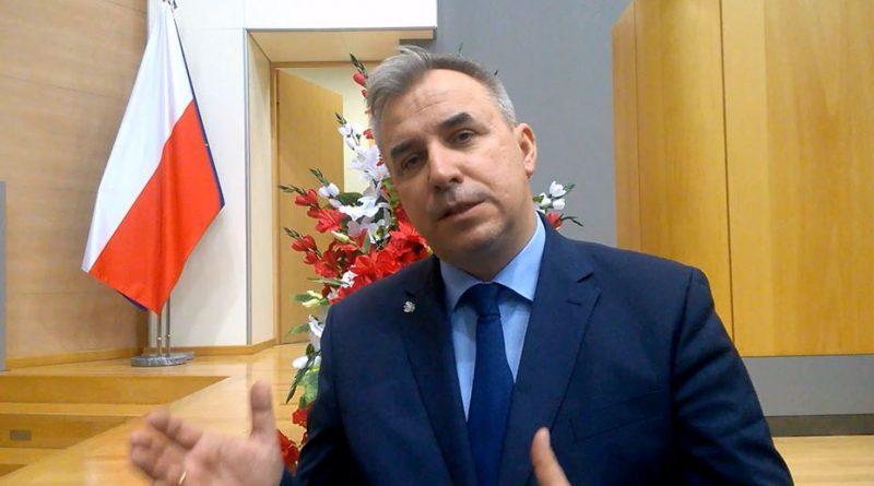 Wojciech Sumliński - Olsztyn 18.11.17 r. - fot. S. Olsztyn - Generał Petelicki został zamordowany