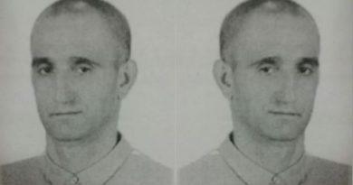 Jan Gądek - zaginiony