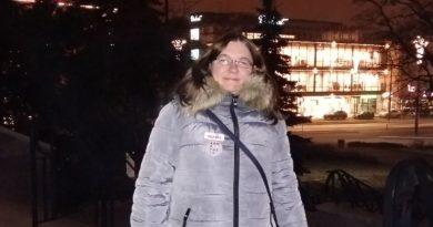 Marta Kamińska - Olsztyn 18.12.17 r. - fot. Stanisław Olsztyn