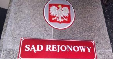 Wezwanie do usunięcia publikacji Maciej Nawacki Sąd Rejonowy w Olsztynie - fot. Stanisław Olsztyn