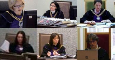 Nadzwyczajna kasta olsztyńskich sędziów