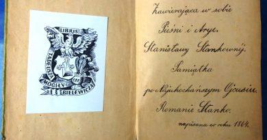 Pamiętnik - śpiewnik Stanisławy Stanko - fot. J. Pachucki