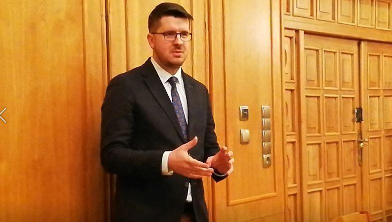 28.02.18 r. Olsztyn - Krystian Kratiuk - Po co nam Polska? - fot. S. Olsztyn