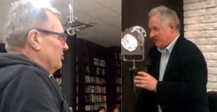 Andrzej Adamowicz & Zbigniew Bujak - 25.01.2018 r. Olsztyn