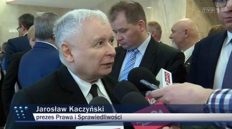 Ostatni rewolucjonista - Jarosław Kaczyński to znakomity kombinatoryk