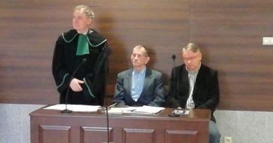 Sierp i Młot - Kałudziński i Kozioł kontra Gmina Olsztyn - fot. S. Olsztyn