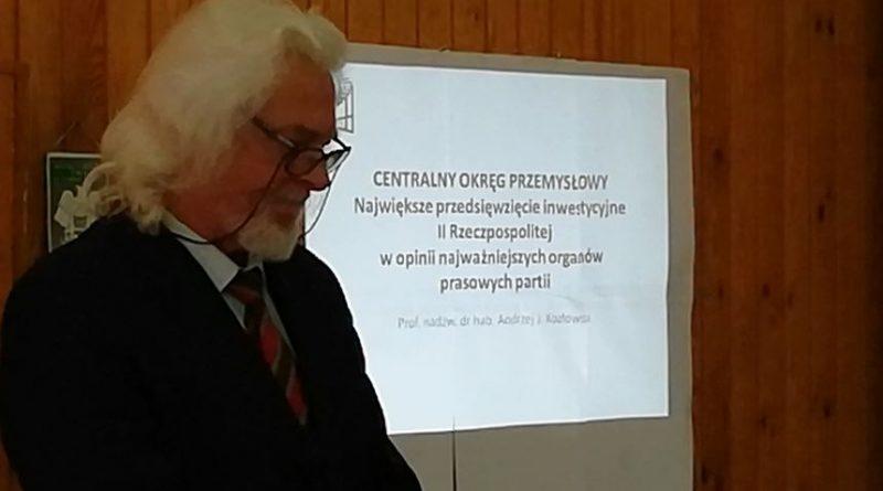 Andrzej Kozłowski - Olsztyn, 17.04.2018 r. - fot. S. Olsztyn