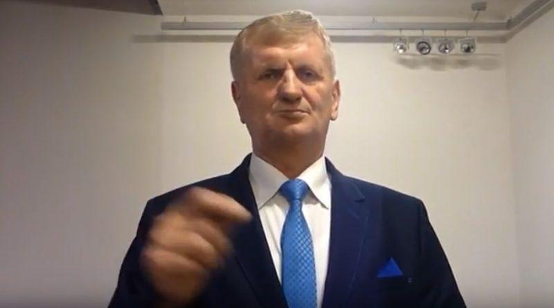 Jerzy Gosiewski - Olsztyn - 23 października 2017