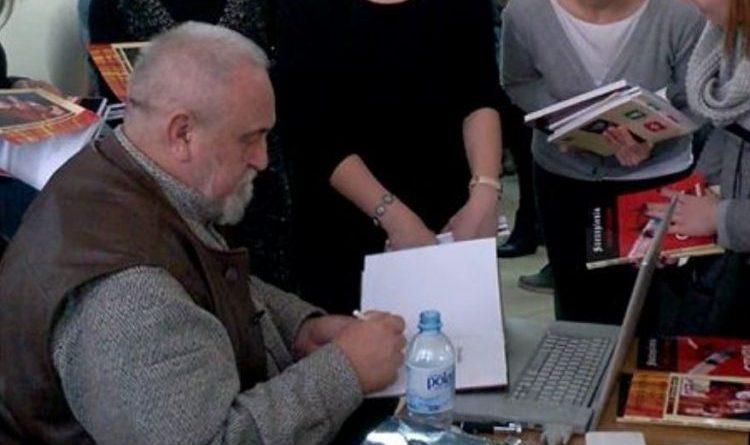 tykająca bomba Niektórzy Polacy - Jerzy Jaśkowski w Olsztynie - fot. Stanisław Olsztyn