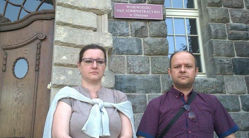 Nie może istnieć państwo - Joanna i Norbert Kamińscy - Olsztyn, 10.05.18 r. - fot. S. Olsztyn