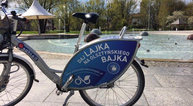 pilotaż co zrobić by wypalił Olsztyński Rower Miejski