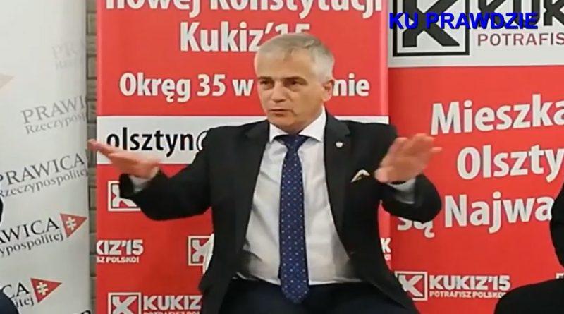 Andrzej Maciejewski - Wędkarstwo szansą dla Olsztyna