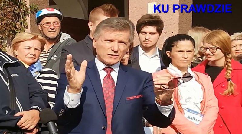 Relikt tej gwiazdy jest nie do zniesienia dla Olsztyna! Czesław Jerzy Małkowski - 07.10.18 r. - fot. S. Olsztyn